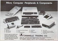 Caravelle Trading Co.